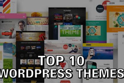 Τα 10 Δημοφιλέστερα Premium Θέματα WordPress